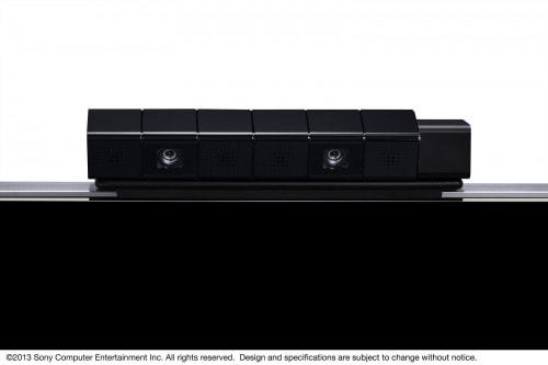 Playstation 4 Kamera von vorne