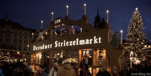 Dresdner Striezelmarkt 2013 - 1